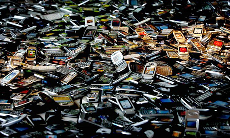 recycle electronics reduce ewaste